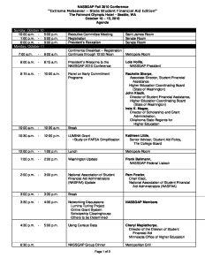 2010 Fall Conference Agenda pdf 1 232x300 - 2010-Fall-Conference-Agenda