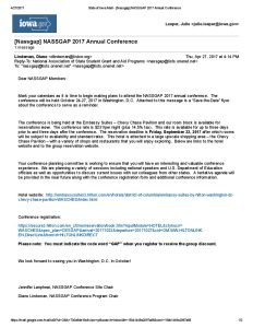 NASSGAP 2017 Annual Conference First Save the Date 4 27 2017 pdf 1 232x300 - NASSGAP-2017-Annual-Conference-First-Save-the-Date-4-27-2017