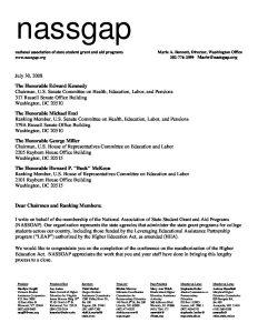 NASSGAPreauthsupporthr3147 FINAL 1 pdf 1 - NASSGAPreauthsupporthr3147-FINAL-1-pdf-1
