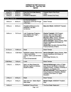 2007 Fall Conference Agenda pdf 232x300 - 2007-Fall-Conference-Agenda