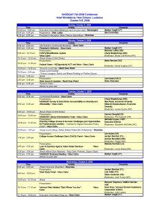 NASSGAP Conference Fall 2008 Agenda pdf 232x300 - NASSGAP-Conference-Fall-2008-Agenda
