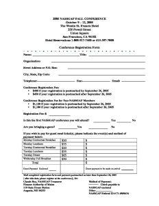 2005 Fall Conference Registration Form pdf 232x300 - 2005-Fall-Conference-Registration-Form