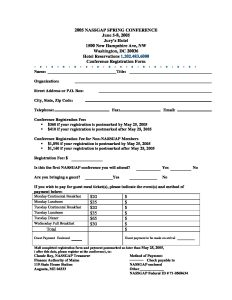 2005 Spring Conference Registration Form pdf 232x300 - 2005-Spring-Conference-Registration-Form