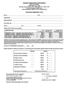 NASSGAP 2008 SPRING CONFERENCE Registration form pdf 232x300 - NASSGAP-2008-SPRING-CONFERENCE-Registration-form