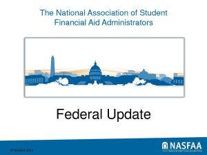20131016 NASFAA Update for NASSGAP pdf 300x225 - 20131016-NASFAA-Update-for-NASSGAP