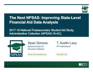 2017 Next NPSAS Improving State Level Financial Aid Data Analysis pdf 300x232 - 2017-Next-NPSAS-Improving-State-Level-Financial-Aid-Data-Analysis