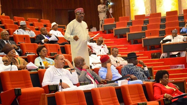 senate on militia attack