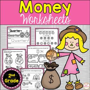 Free Money Worksheets 2nd grade printable #math#moneyworksheet#coins
