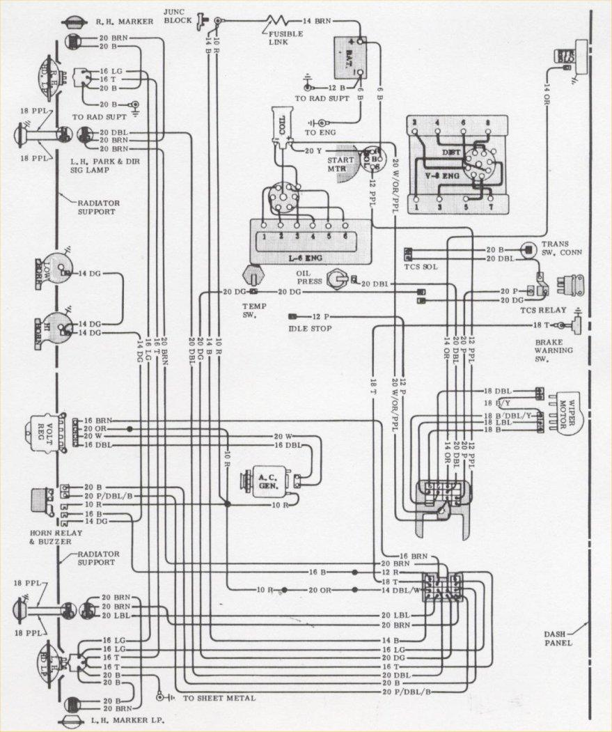 Convertible Top 1969 Firebird Motor