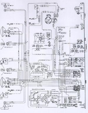 chevy starter wiring | NastyZ28