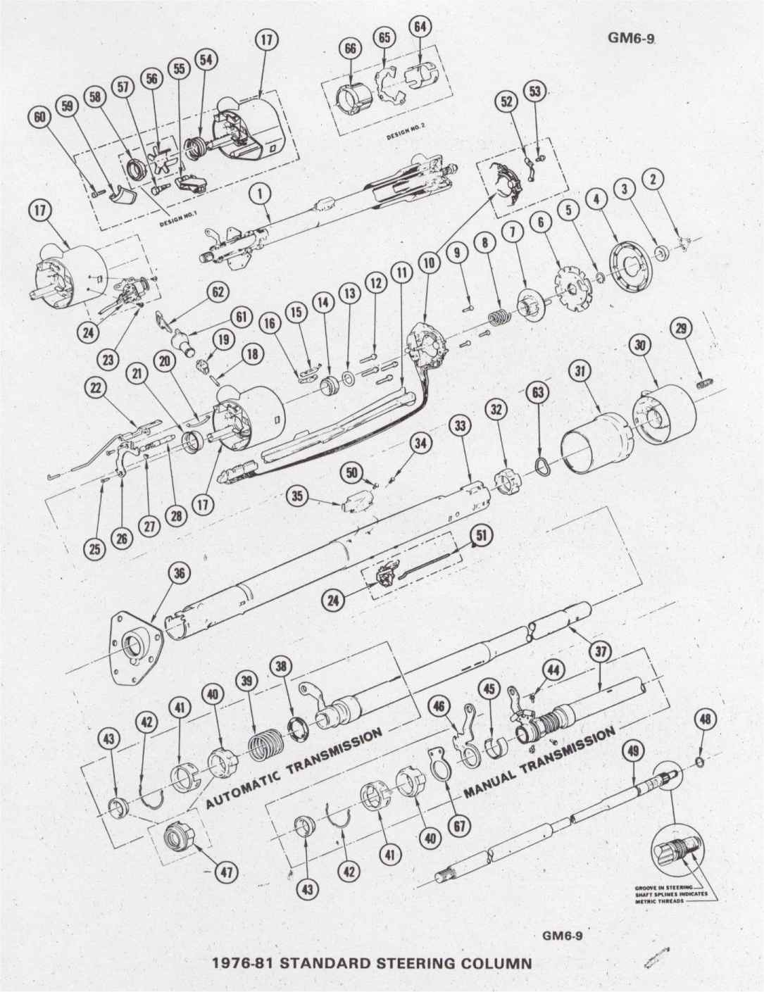 77 Corvette Hose Diagram