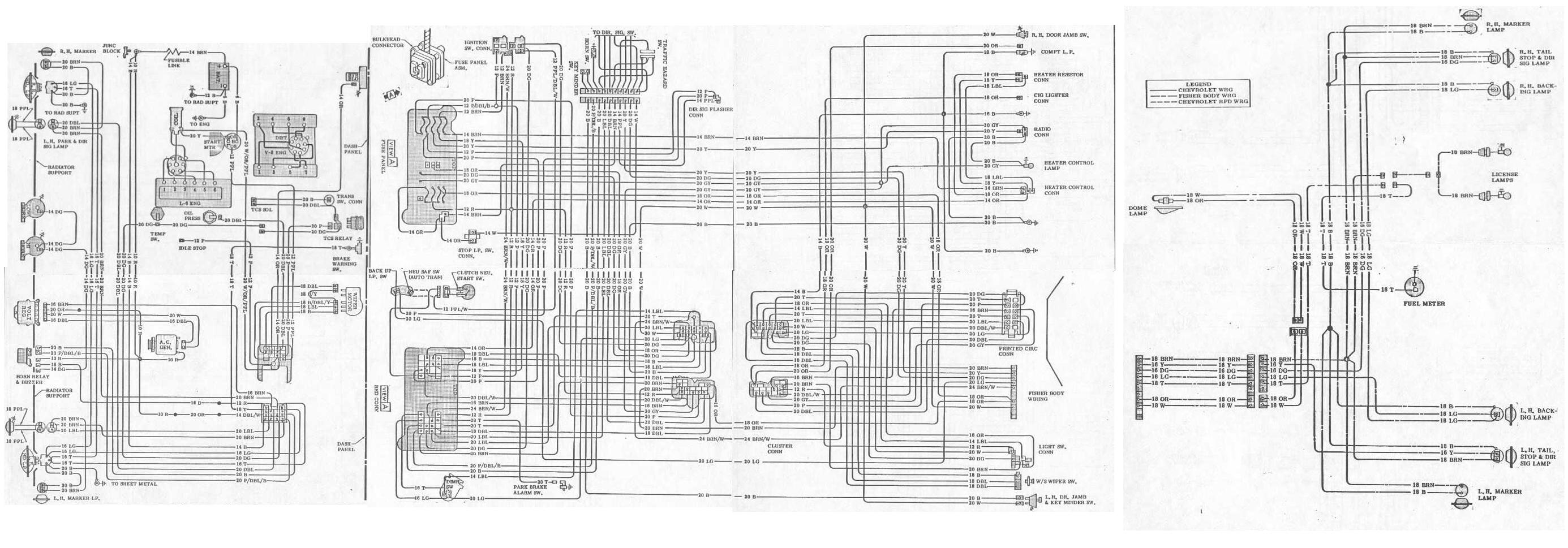 1979 Trans Am Fuse Box Wiring Library Chevy Custom Deluxe 1981 Diagram Example Electrical U2022 79 Pontiac Blue
