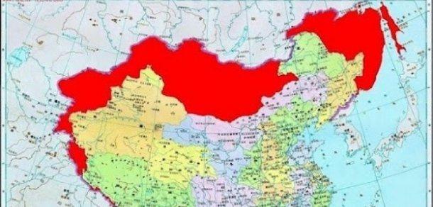 Harta China Teritorii Rusia Nasul Tv
