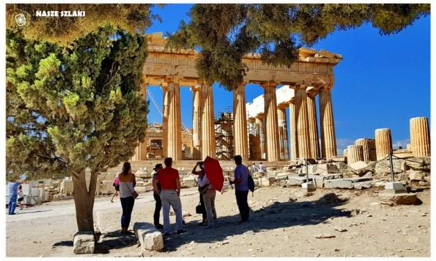 Grecja – Zwiedzamy Ateny starożytny Akropol