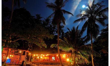 Phangan Tajlandia – Noc na rajskiej wyspie