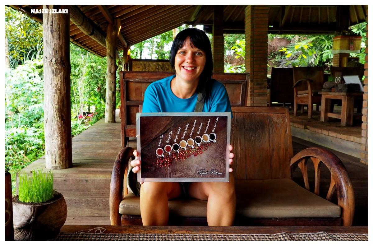 Kawa Kopi Luwak na Bali - Indonezja