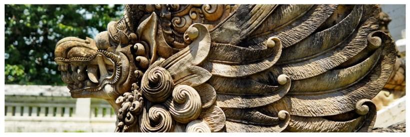 Bali legenda o powstaniu wyspy w Indonezji. Opowieść o smoku, zdradzie i miłości do dziecka. Smok z Bali