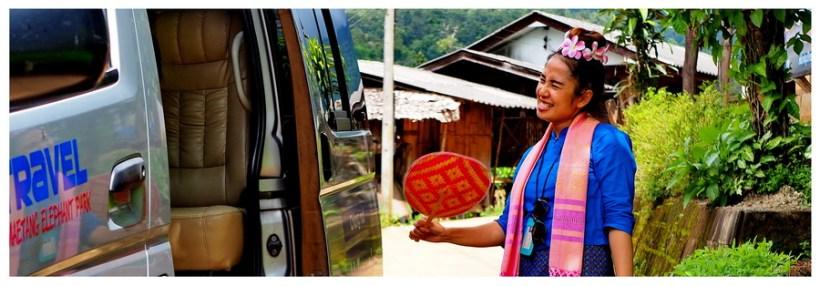 Wyprawa do Doi Inthanon, atrakcji turystycznej w Taljandii