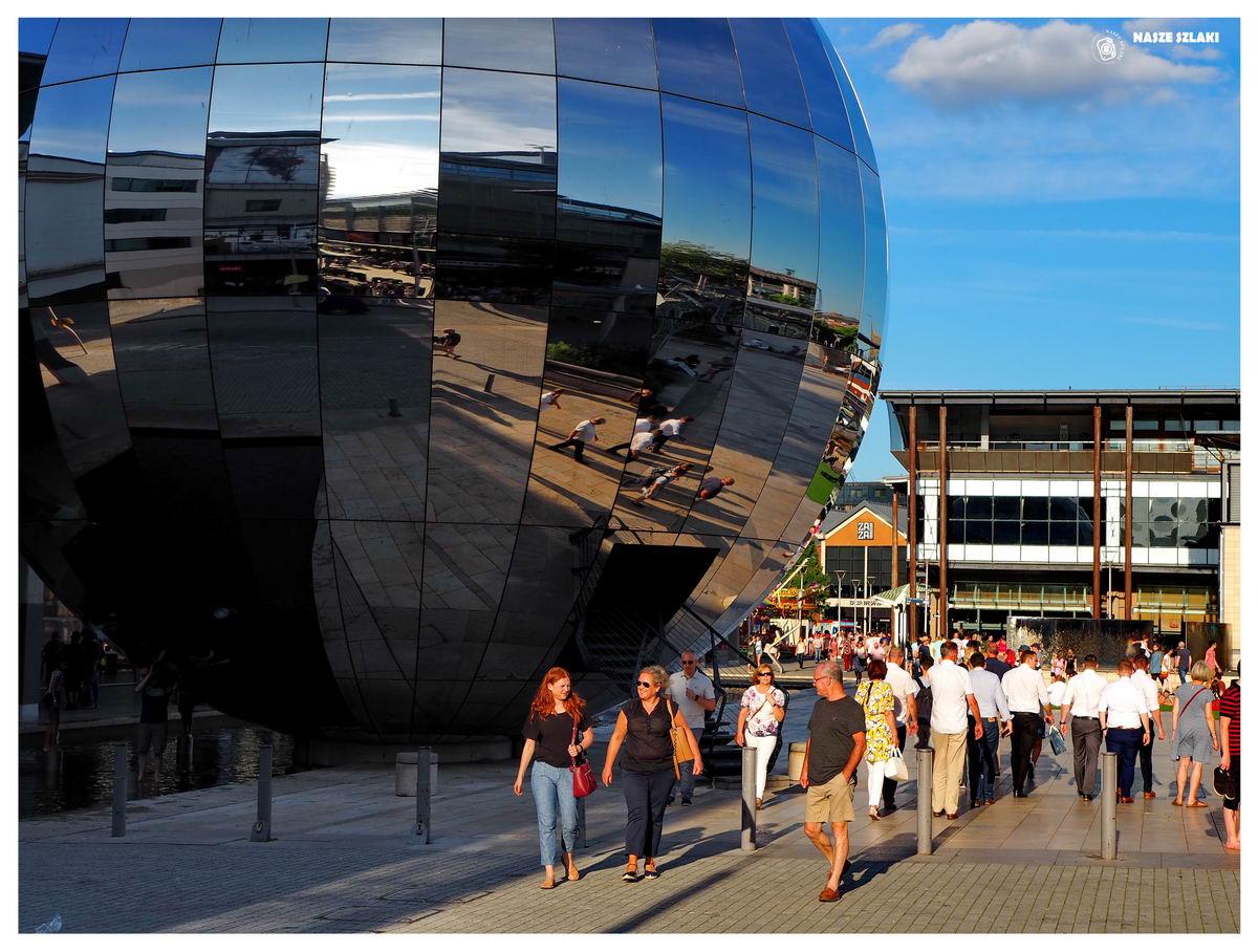 Bristol miasto pełne atrakcji - Anglia