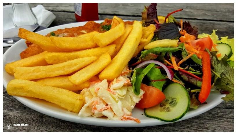 fish and chips narodowa angielska potrawa ryba i frytki