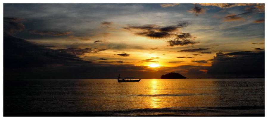 Sihanoukville-Kambodża-Azja-plaża-atrakcje-co-zobaczyć-otres-beach-blog-podróżniczy-zachód-słońca