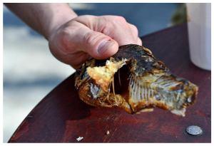 Słynne lwowskie suszone ryby. Ukraińskie przysmaki.