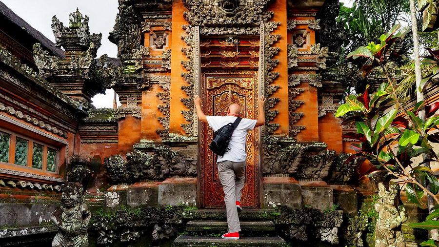 Bali w Indonezji - Ubud miasto duchów i jego atrakcje