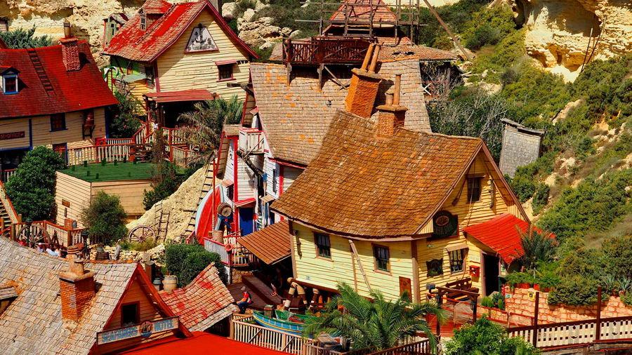 Popeye Village Malta - atrakcja na wyspie, którą trzeba zobaczyć
