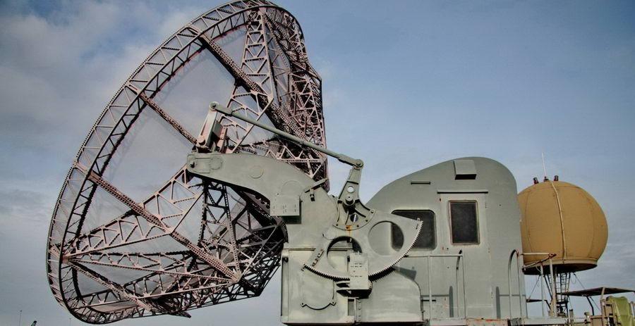 Barlin Gatow - Muzeum lotnictwa Luftwaffenmuseum - Radar