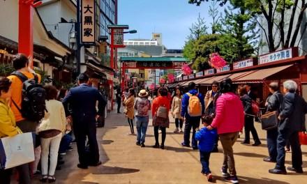Asakusa – Dzielnica Tokio pełna japońskiej tradycji