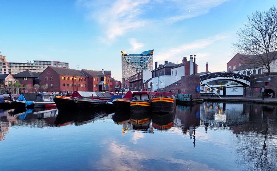 Birmingham - Pierwszy kontakt - Zwiedzanie i atrakcje