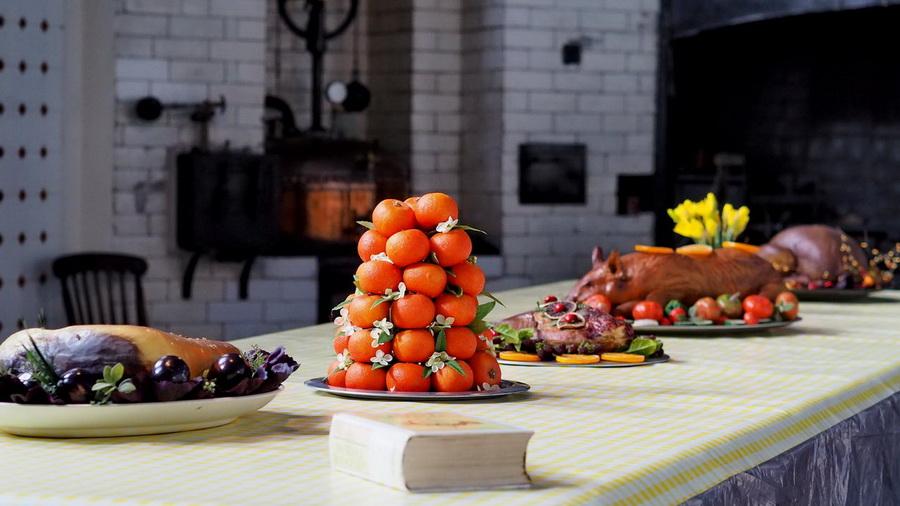 Kuchnia wiktoriańska za czasów Sherlocka Holmesa