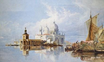 Tapeta z Wenecji