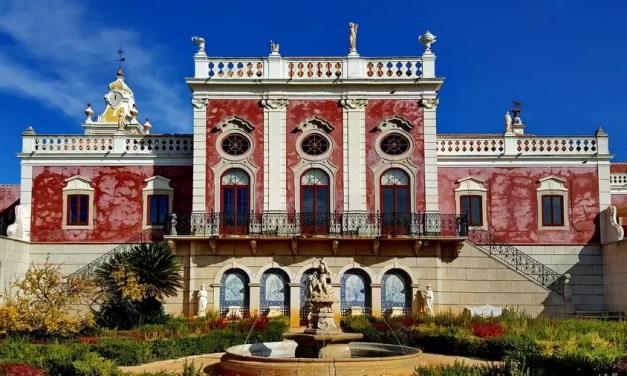 Atrakcje w okolicach Faro – Ruiny Villa Romana i pałac Palácio de Estoi