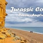 Wybrzeże  Jurassic Coast we wschodnim Devon