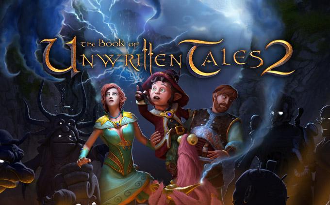 The Book Of Unwritten Tales 2 Jetzt Im Handel Erhltlich NAT Games