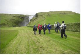 Utivist - Starting Hiking Tour from Skogar. Photo: www.utivist.is