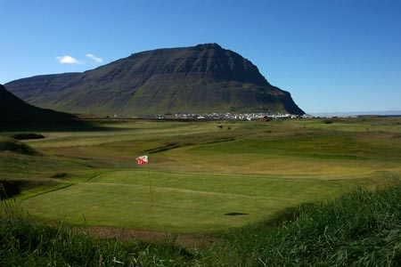 Golf in Iceland