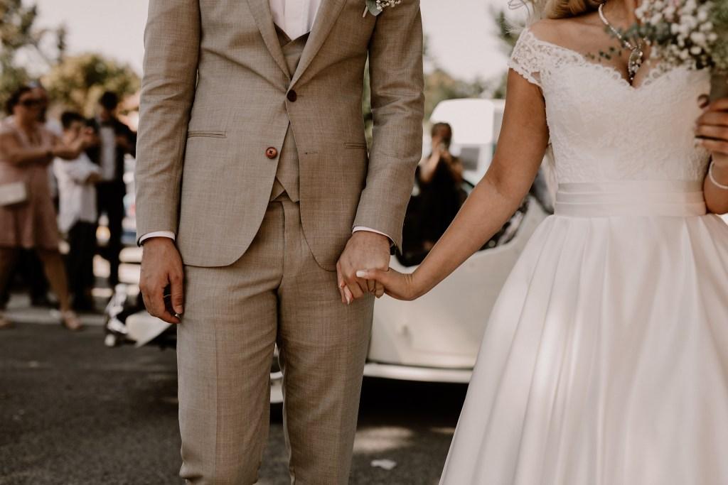 Mariage au logis des calicesMariage au logis des calices