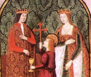 Isabel and Fernanado, Catholic King and Queen
