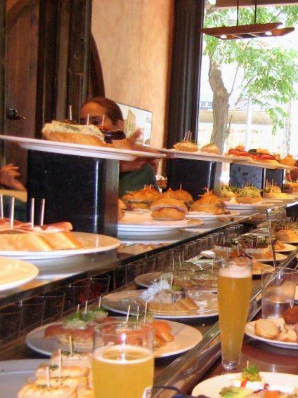 Restaurante Sagardi, Valencia