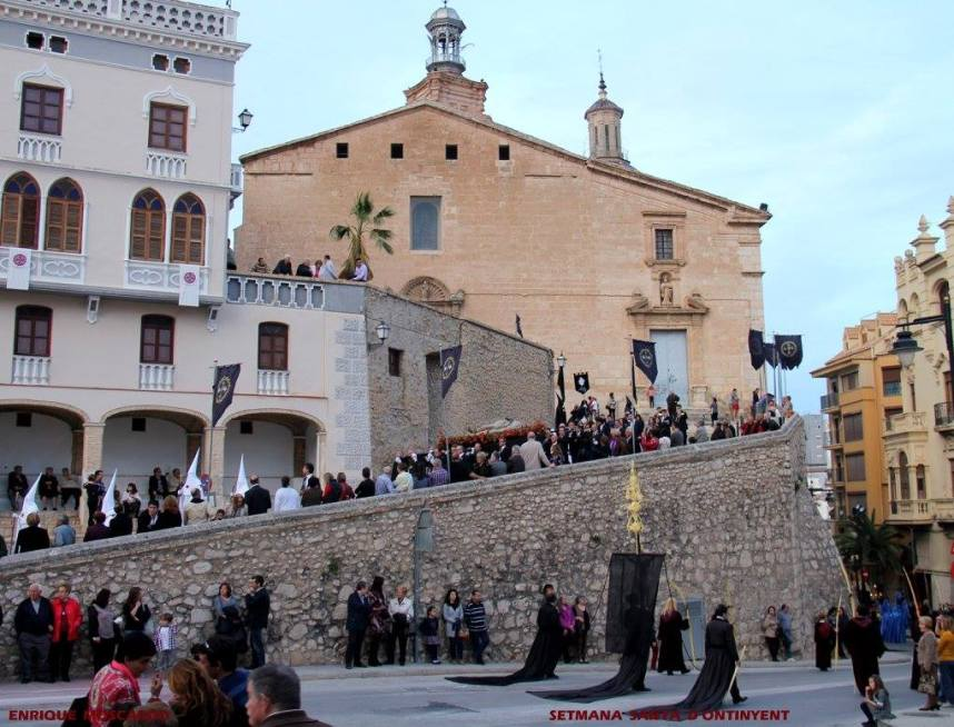 Good Friday Procession in Onteniente