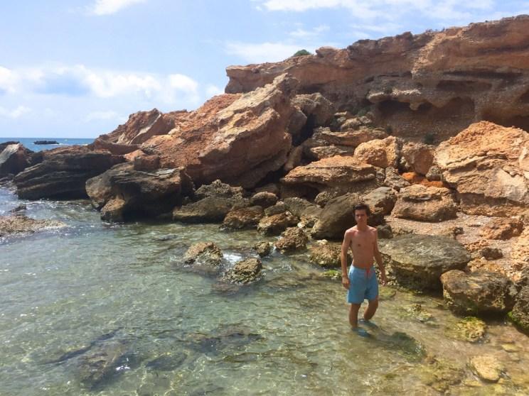 Playa La Romana, Mama ía