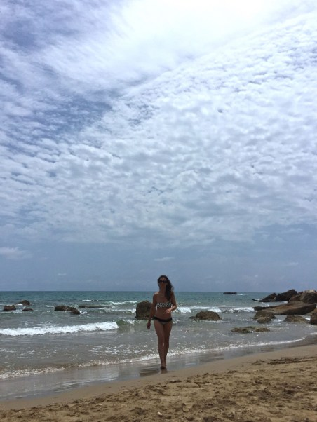 Playa La Romana, Alcocebre