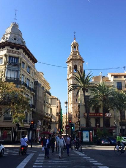 Santa Catalina, Valencia