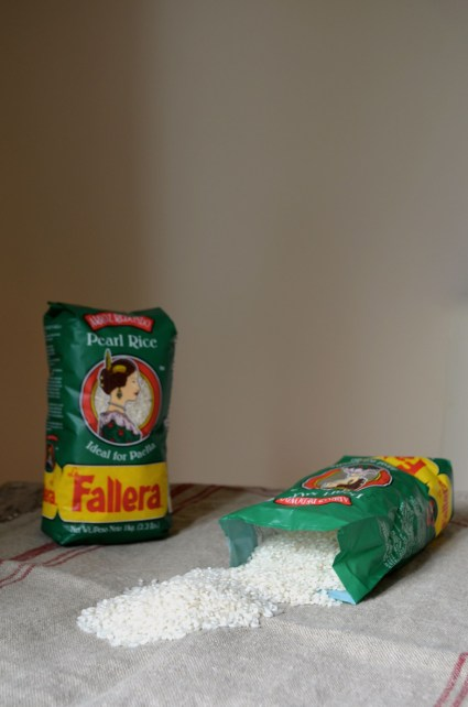 Arroz al horno, hearty baked rice, Mama ía