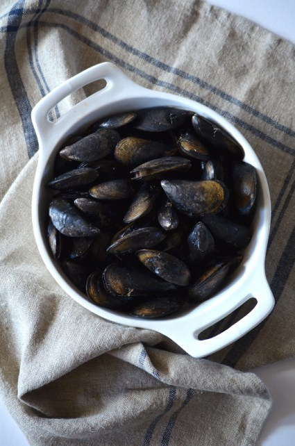 Mussels, Mama ía blog