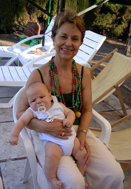 Mamá y Chimo, Mama ía blog
