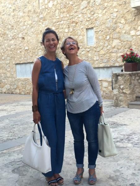 Mamá y Tachi, Mama ía blog