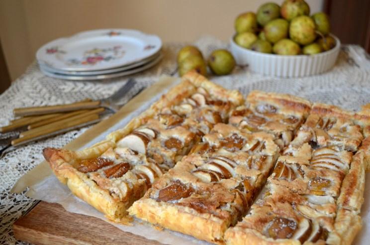 Pear tart, Mama ía blog
